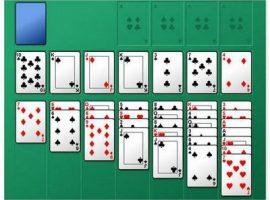 Играть в карты разложи пасьянс косынка
