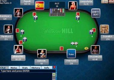 Играть в покер бесплатно и без регистрации