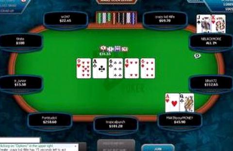 Играть в покер с реальными людьми ранга, это
