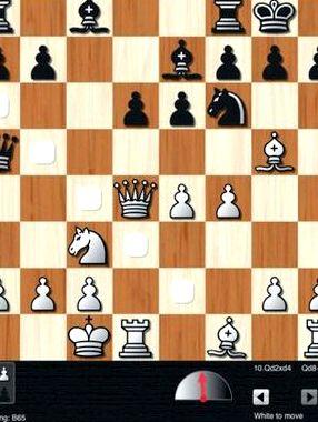 Играть в шахматы с компьютером с подсказками