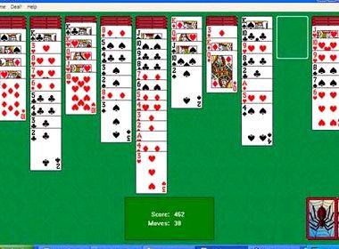 Игра косынка онлайн пасьянс с друзьями