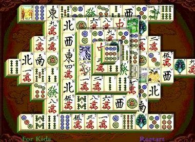 Игры онлайн бесплатно маджонг криса 2