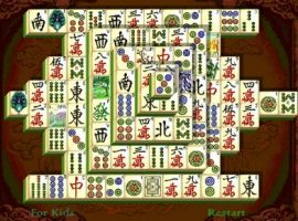 Игры онлайн головоломки маджонг
