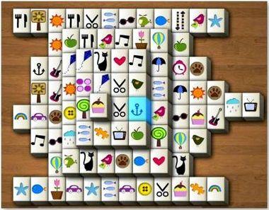 Игры онлайн маджонг