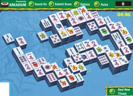 Игры пасьянсы карты маджонг цветы китайский полумесяц этой игре на