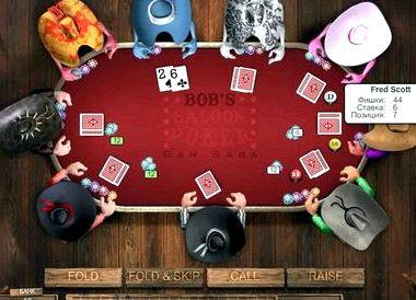 Игры покер на русском языке бесплатно