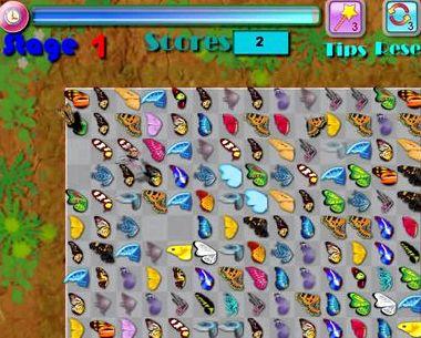 Игры шарики маджонг бабочки