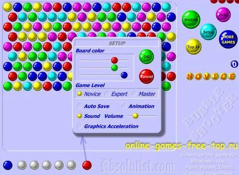 Игры шарики онлайн играть бесплатно на русском Игра Конфетные блоки Игра на