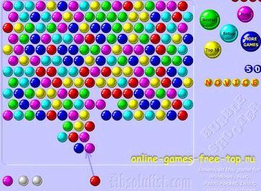 Игры шарики стрелялки во весь экран