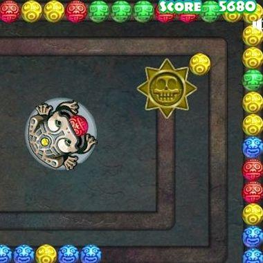 Игры шарики стрелялки зума