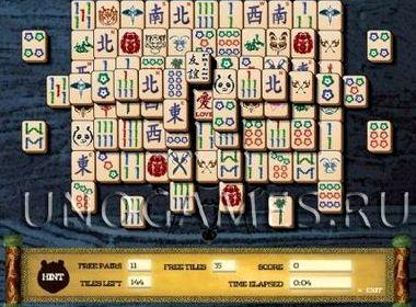 Игры спанч маджонг бабочки
