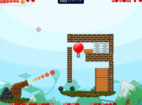 Игры стрелялки по шарикам из пушки Шарики стрелялки для