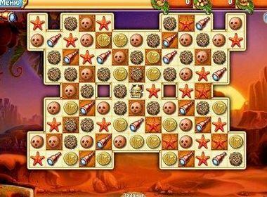 Игры три в ряд играть бесплатно маджонг