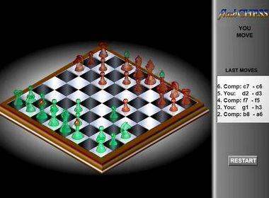 Искристые шахматы играть с компьютером бесплатно