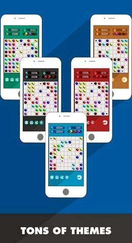 Ютуб играть бесплатно линия 98 линии из шариков одного цвета