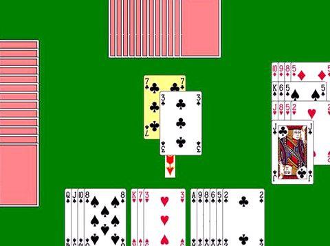 Как играть в бридж Карты от туза до десятки