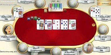 Как играть в покер техасский холдем