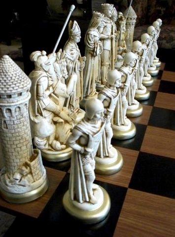 Как научиться профессионально играть в шахматы районе, если среди