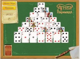 Карточные пасьянсы играть бесплатно онлайн
