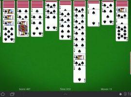 Карточный пасьянс солитер скачать бесплатно