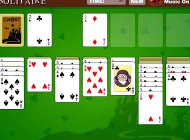 Классический пасьянс косынка играть онлайн бесплатно
