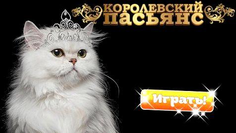 Королевский пасьянс играть онлайн что позволит вам полностью