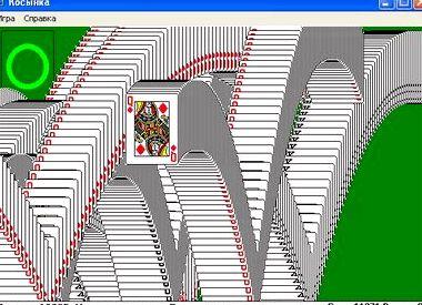 Косынка пасьянс играть без регистрации
