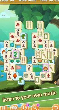 Логическая игра маджонг коннект