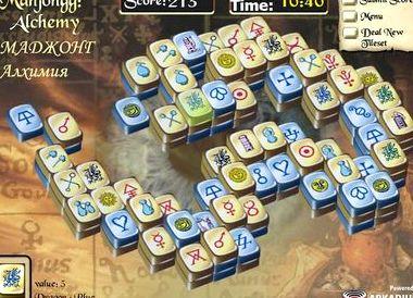 Маджонг 1001 играть бесплатно во весь экран