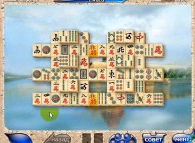 Маджонг артефакт играть бесплатно во весь экран