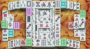 Маджонг чайн играть бесплатно во весь экран