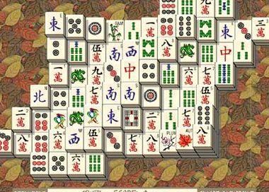 Маджонг пасьянс играть онлайн