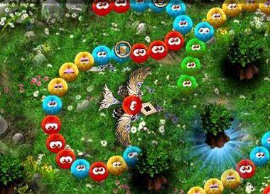 Мохнатые шарики играть онлайн бесплатно