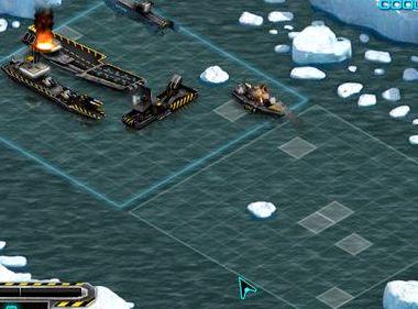Морской бой игра видео