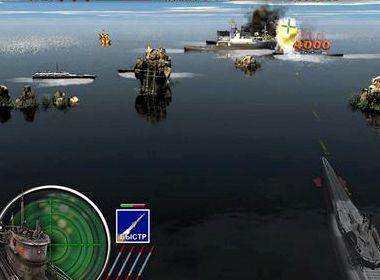 Морской бой подводная война играть онлайн бесплатно