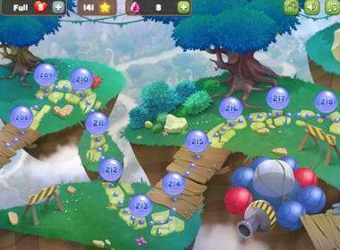 Озорные шарики играть онлайн бесплатно