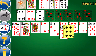 Пасьянс чередование играем карты онлайн где можно поиграть покер онлайн