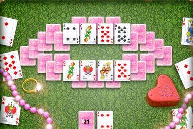 Пасьянс герцогини играть онлайн бесплатно без регистрации