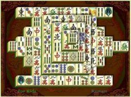 Пасьянс китайский маджонг играть бесплатно онлайн