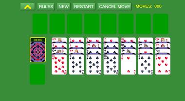 Играть в тройную косынку по три карты бесплатно онлайн играть как найти в реестре казино вулкан