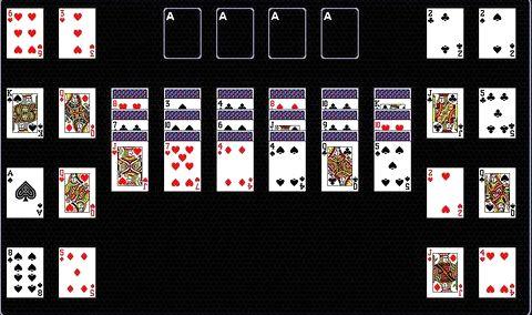 Пасьянсы пары чередование три карты