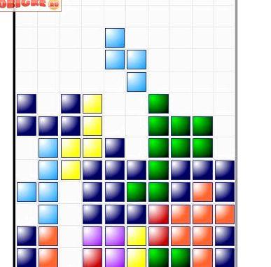 Поиграть онлайн бесплатно в тетрис Игровое управление онлайн игр
