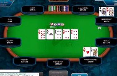 Покер играть онлайн с реальными людьми