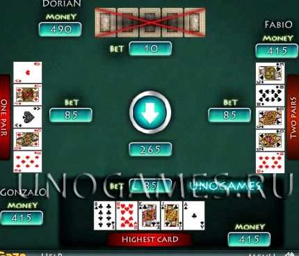 Покер классический играть онлайн бесплатно Семейный уикенд Помогите молодой