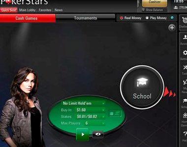 Покер старс школа