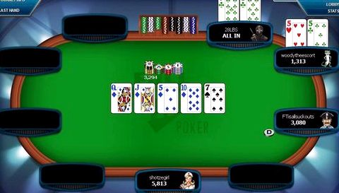 Покер техасский холдем скачать отображается, попробуйте обновить свой