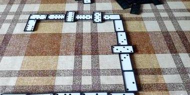 Правила игры в домино вдвоем