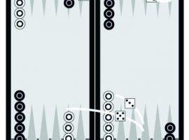 Правила игры в короткие нарды видеоурок