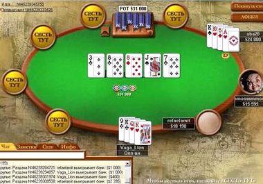 Правила игры в покер омаха комбинации