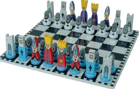 Правила игры в шахматы для детей Чтобы показать